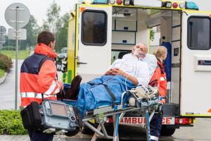 accidentes de carro lesiones demanda
